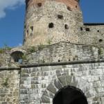 На экскурсию по замку Савонлинна