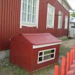 Собачья будка со стеклопакетом - чисто финское изобретение!