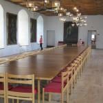 Некоторое время в замке Турунлинна правил король Швеции и Финляндии.