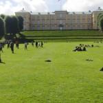 Урок физкультуры в датской школе