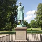 Копенгаген. Памятник Фредерику VI - королю Дании и Норвегии