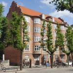 Копенгаген. Живописные улочки