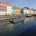 Копенгаген. Каналы - визитная карточка города