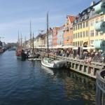 Копенгаген. Каналы внутренней гавани