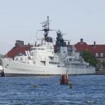Копенгаген. Флот НАТО