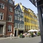 Копенгаген. Старые улочки